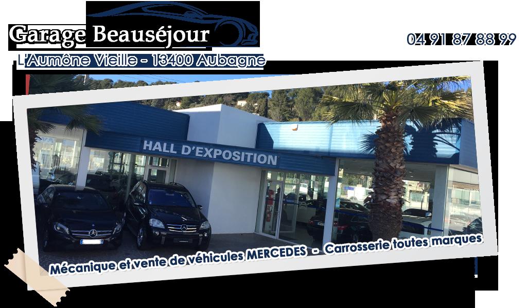 MERCEDES Garage Beausejour