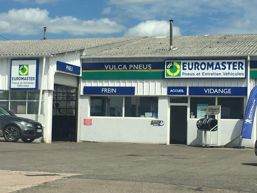 EUROMASTER Vulca Pneu