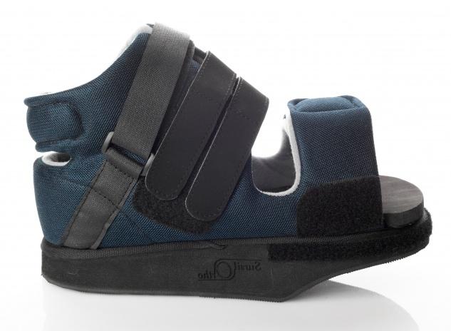 Ортопедический ботинок Sursil Ortho 09-101 ( типа ботинка Барука)