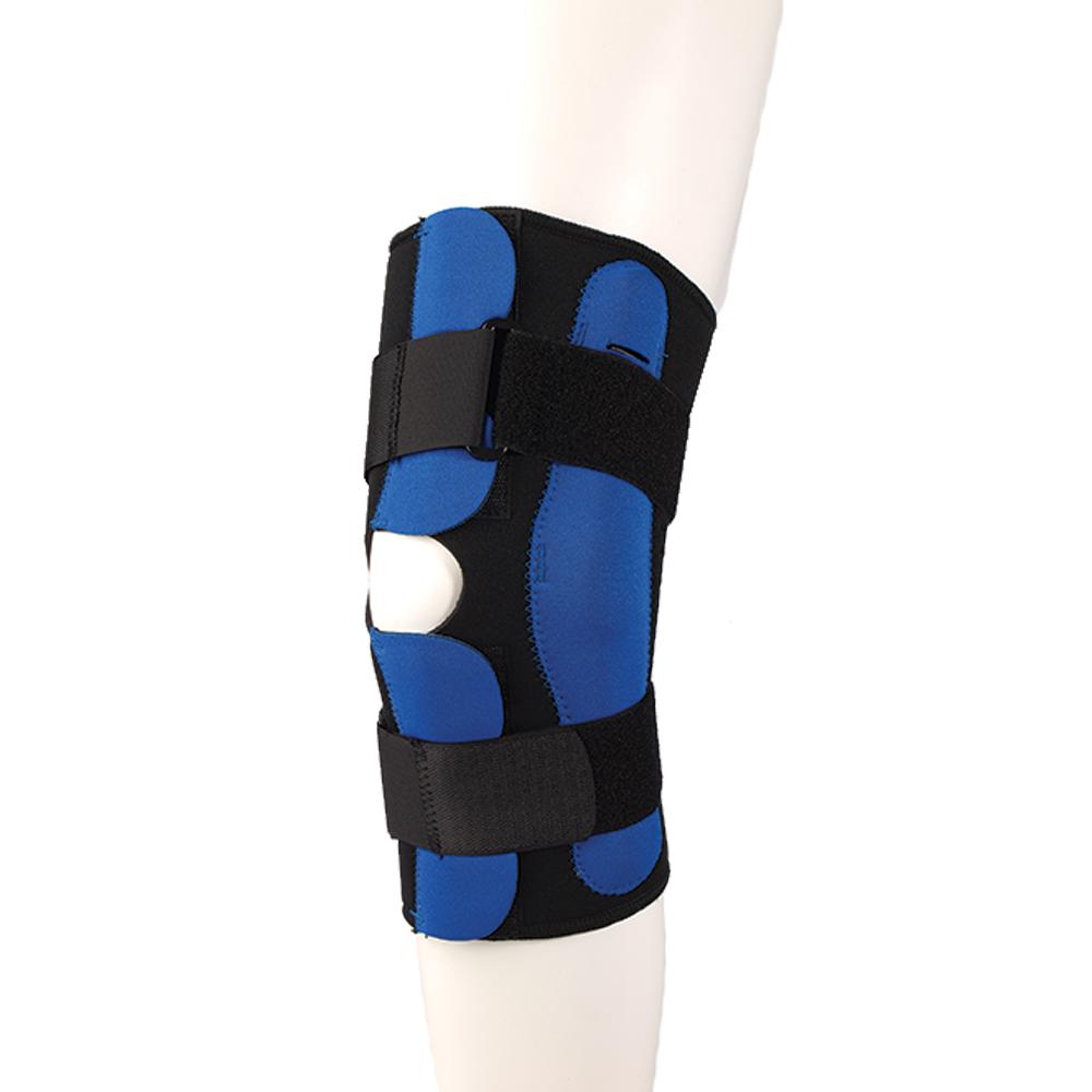 Фиксатор колена с полицентрическими шарнирами разъемный F1293