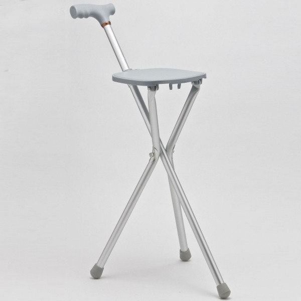 Трость складная со стульчиком FS940L