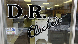 DR Electrci Signage