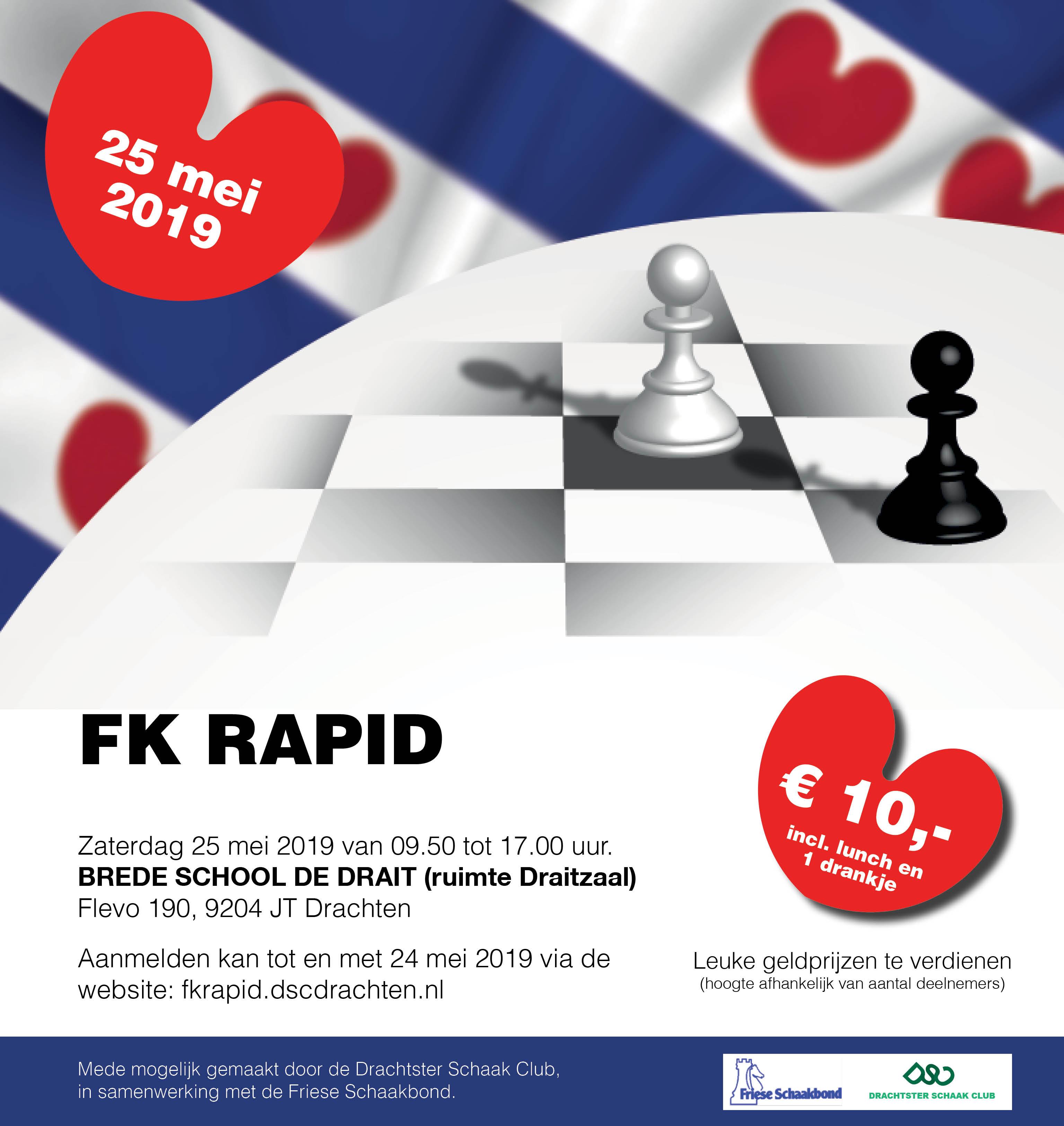 Flyer FK Rapid 2019