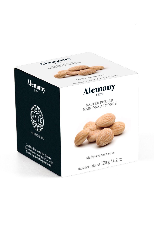 Salted Peeled  Almonds
