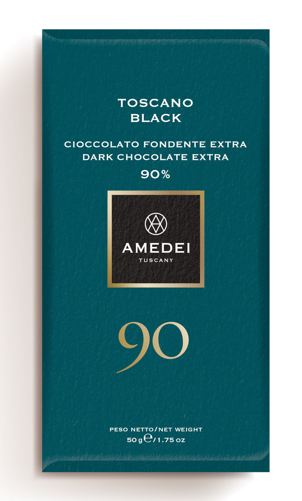 Toscano Black Extra Dark Chocolate 90%