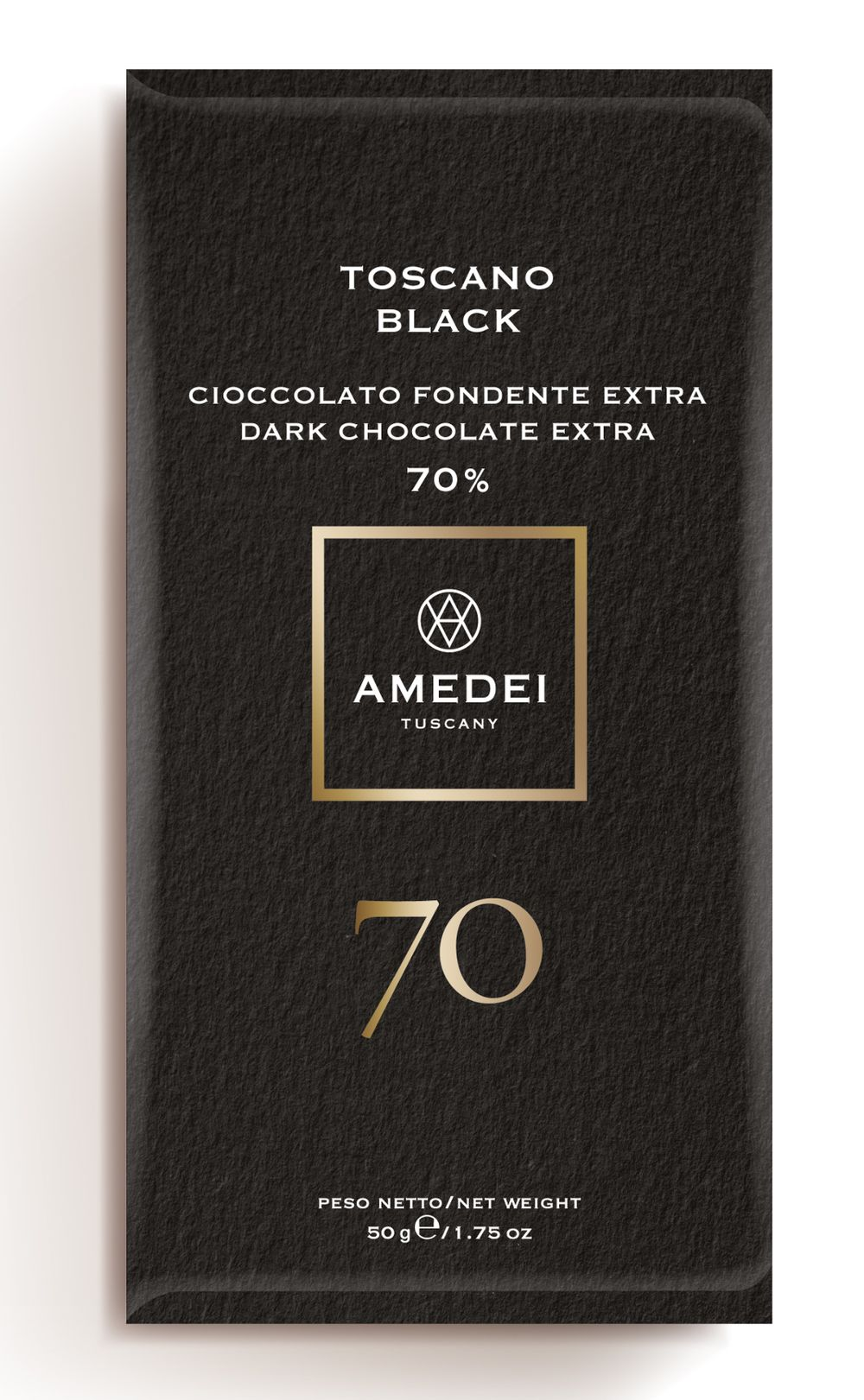 Toscano Black Extra Dark Chocolate 70%