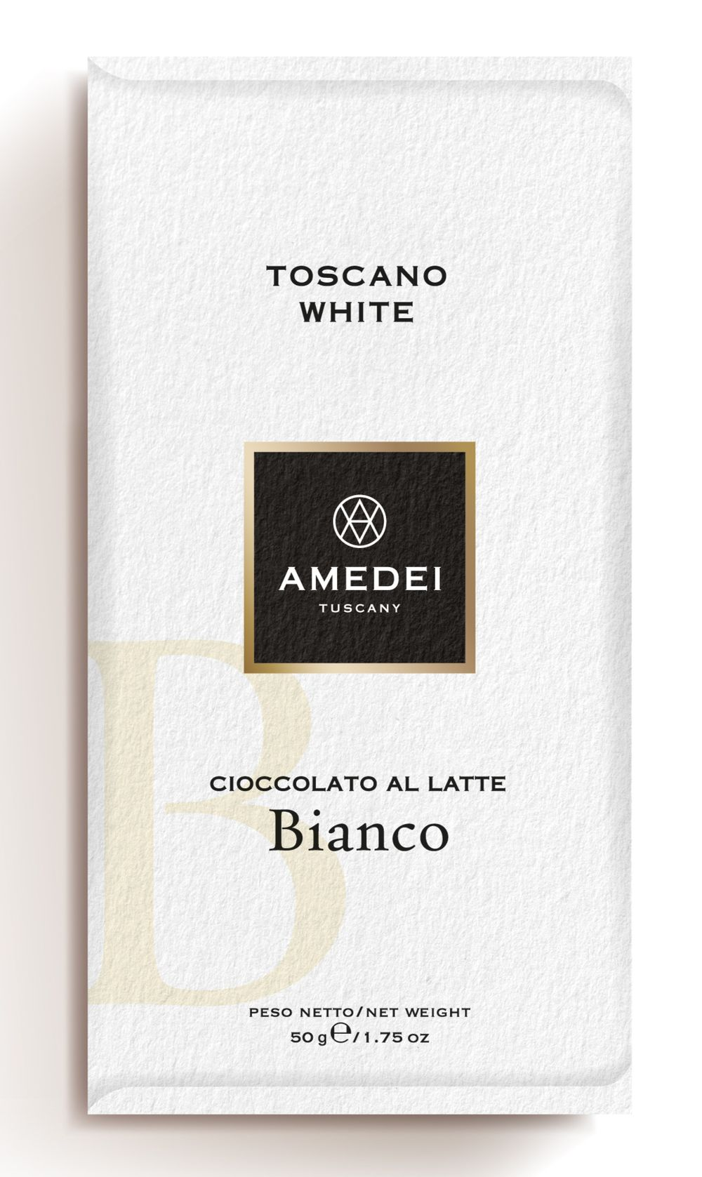 Toscano White Bianco White Chocolate