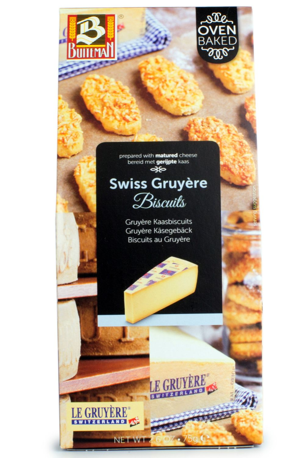 Gruyere Cheese Biscuits