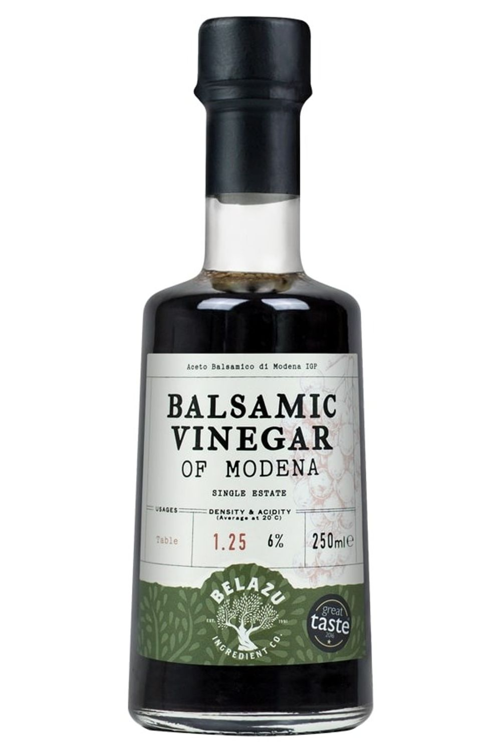 Balsamic Vinegar - Density 1.25