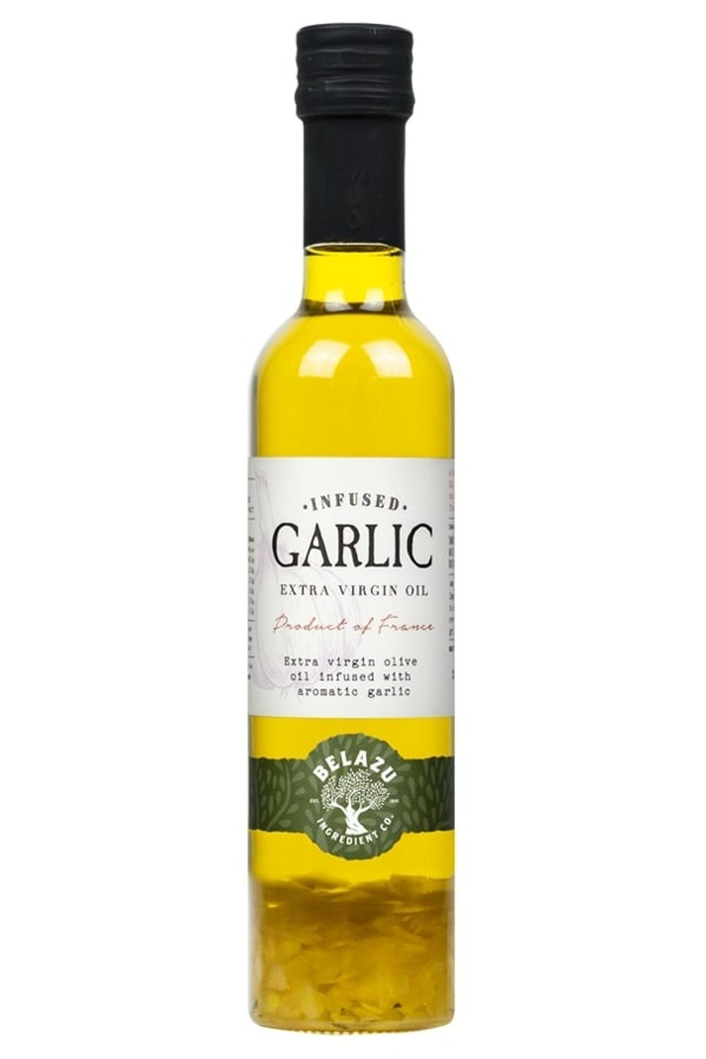 Infused Garlic Olive Oil