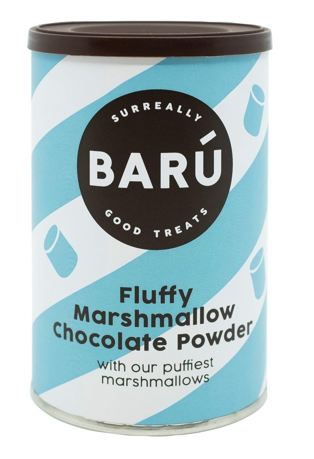 Fluffy Marshmallow Chocolate Powder