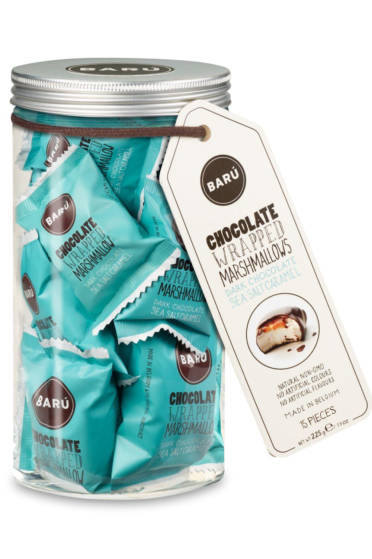 Sea Salt Caramel Marshmallow Gift Jar