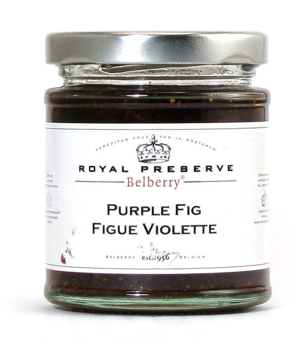 Purple Fig Preserve