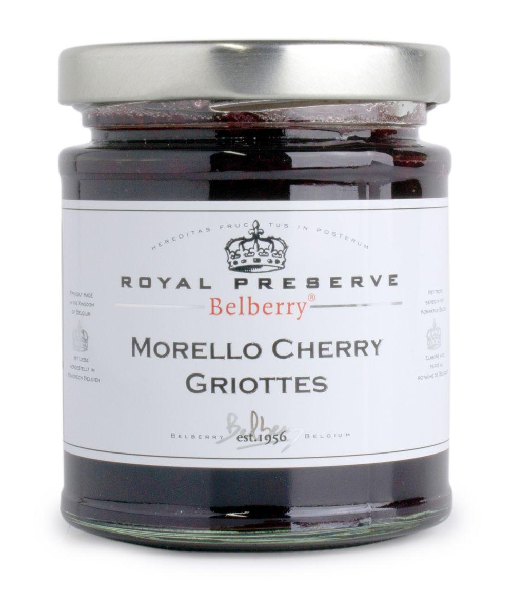 Morello Cherry Preserve