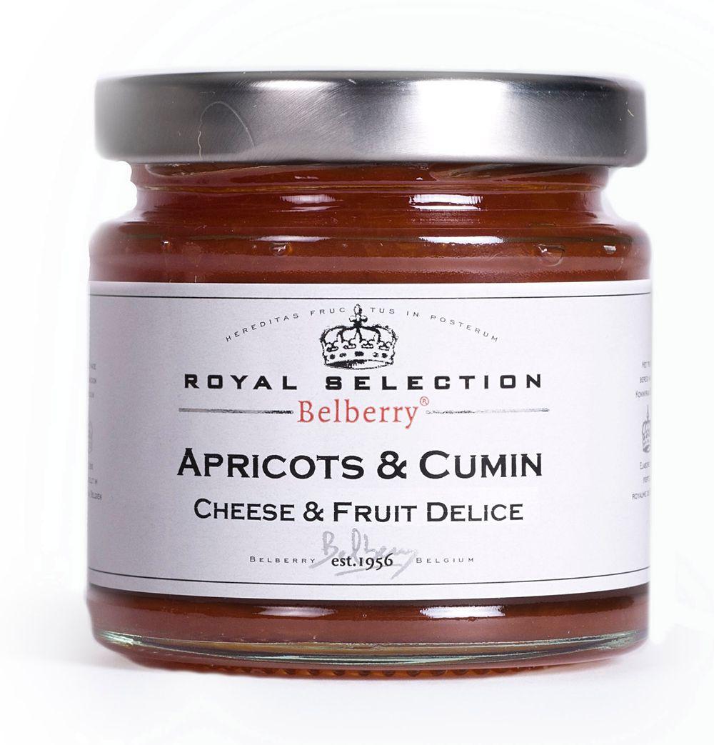 Apricot & Cumin Delice