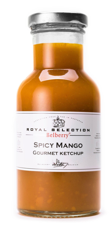 Spicy Mango Gourmet Sauce