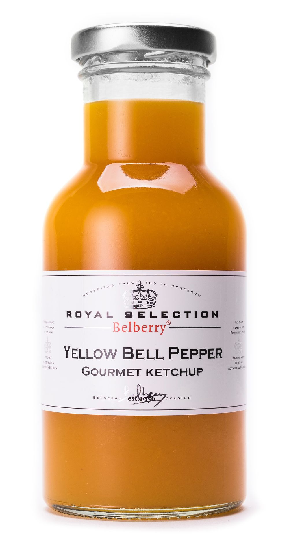 Yellow Bell Pepper Gourmet Sauce