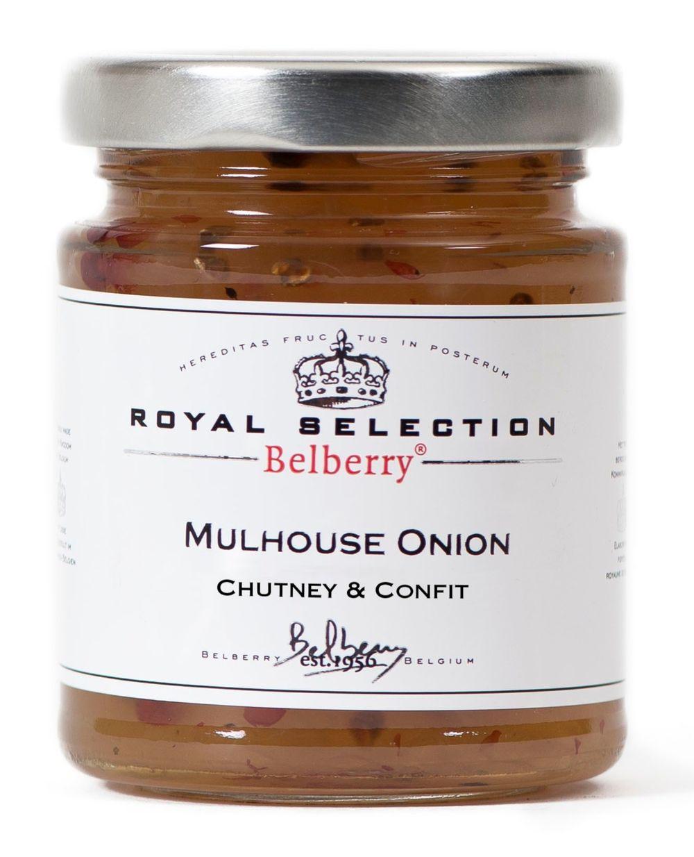 Mulhouse Onion Confit