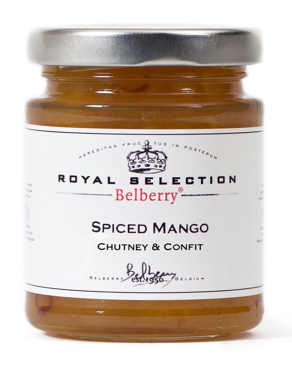 Spiced Mango Confit