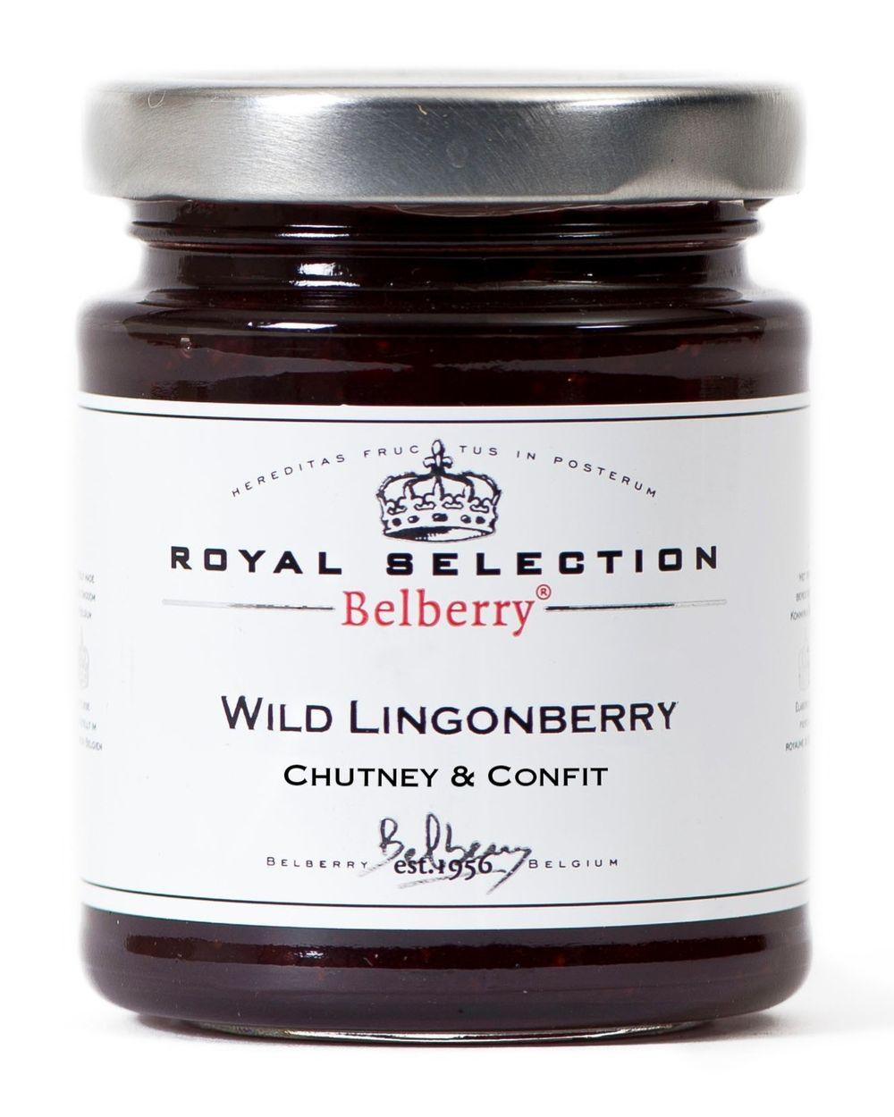 Wild Lingonberry Confit