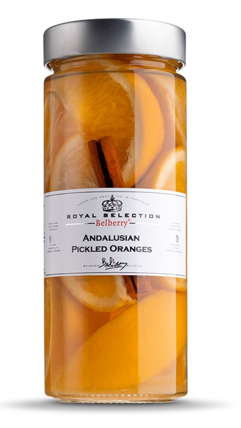 Andalusian Preserved Oranges