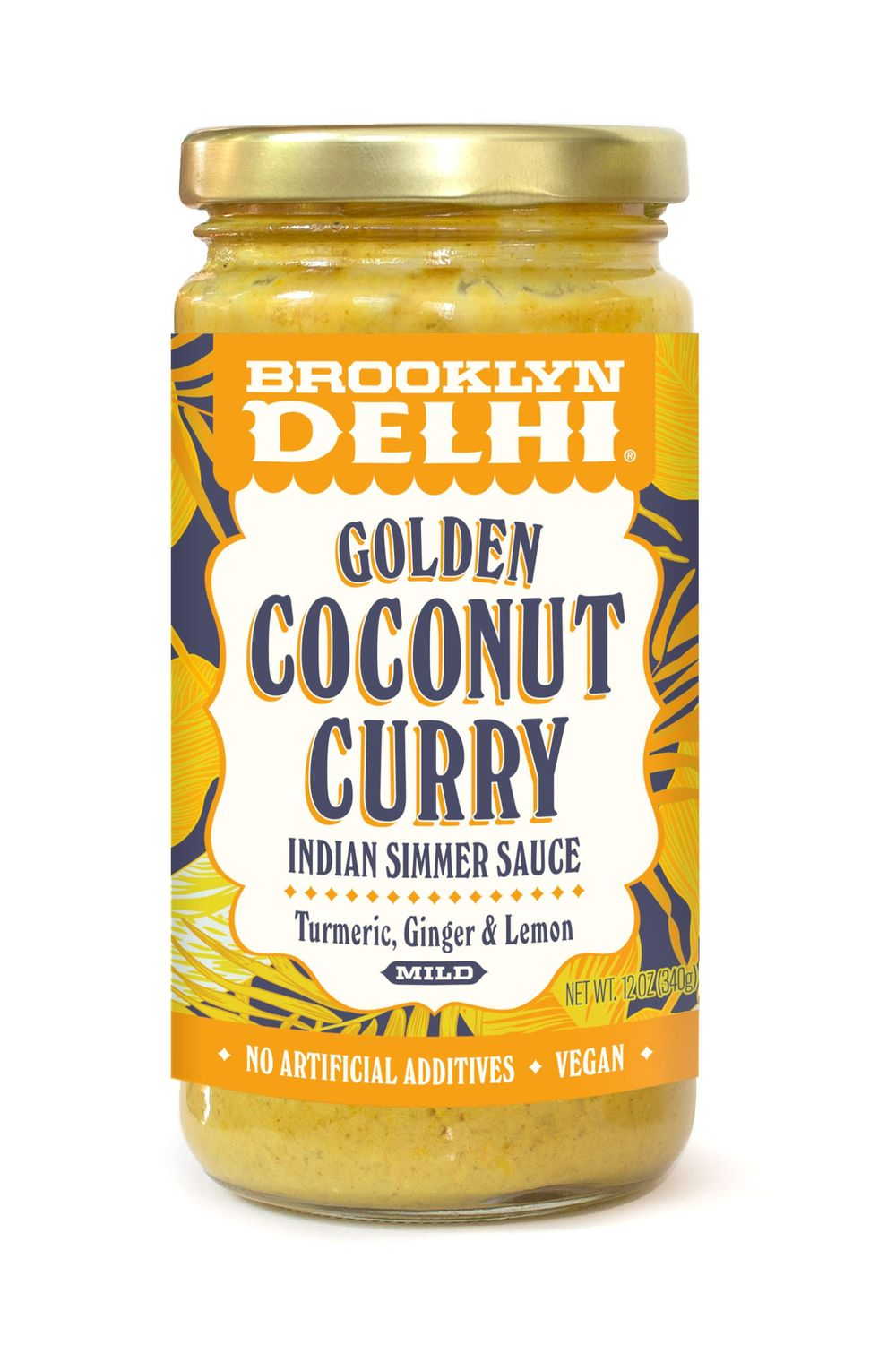 Golden Coconut Curry