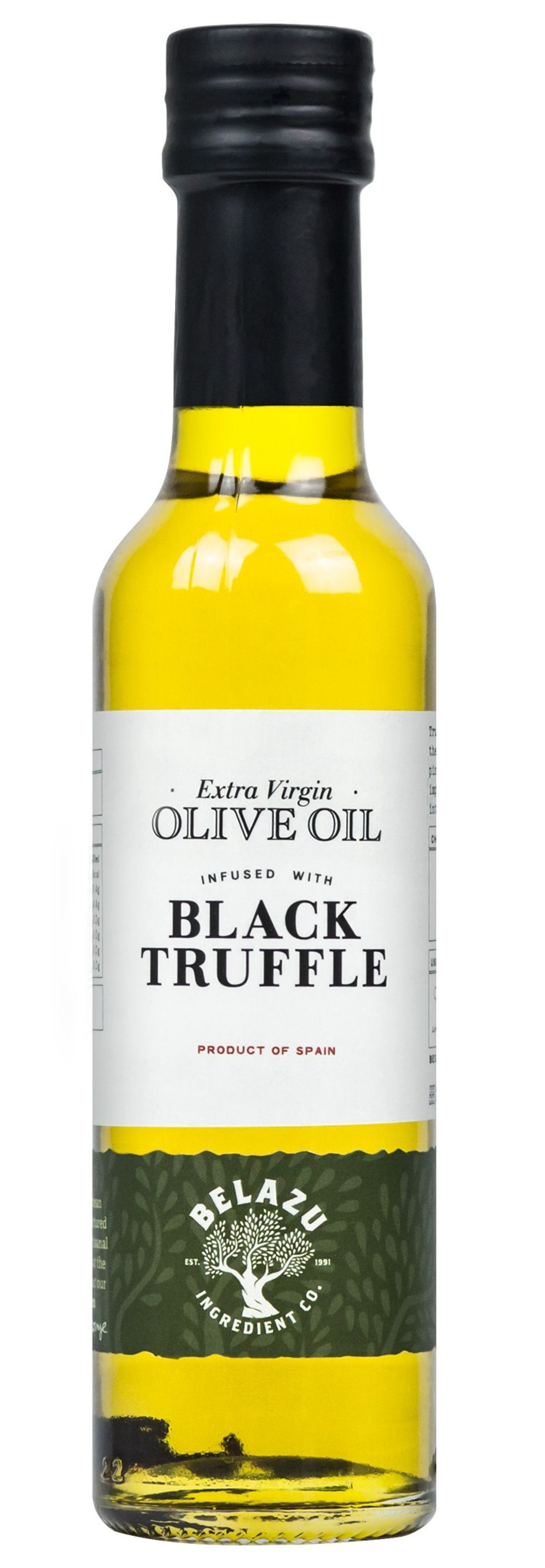 Infused Black Truffle Olive Oil