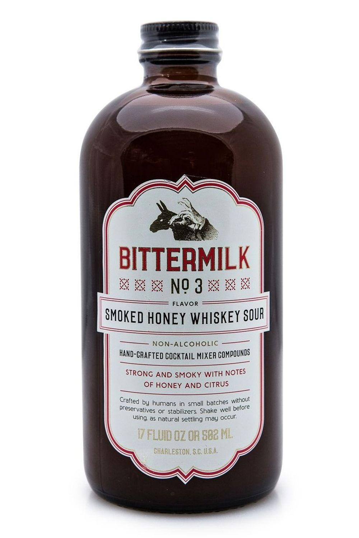 No.3 Smoked Honey Whiskey Sour