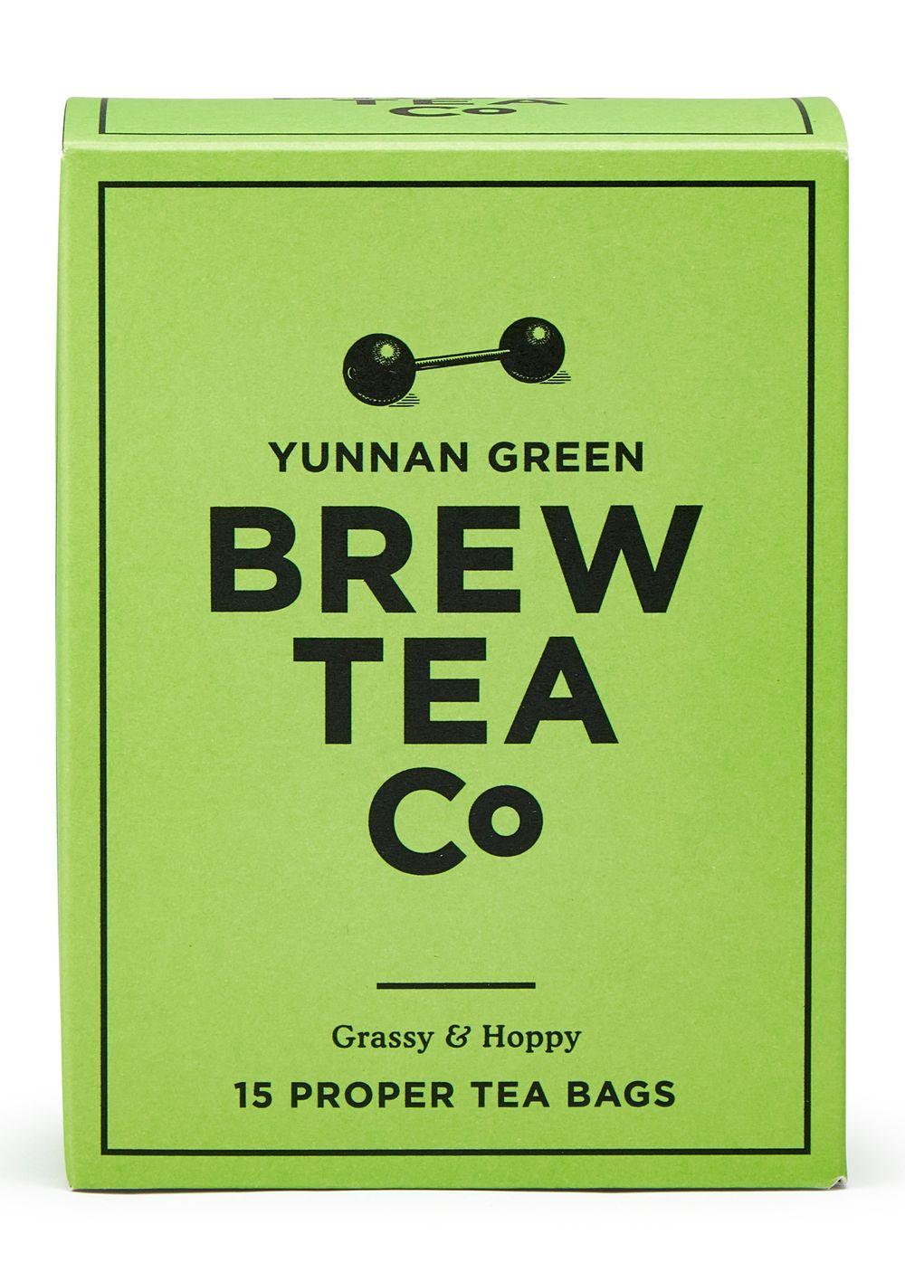 Green Tea - 15 Proper Tea Bags
