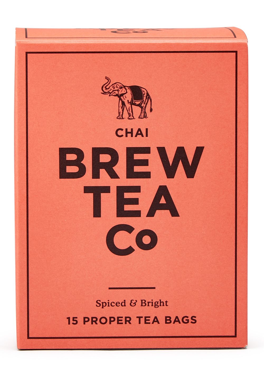 Chai Tea - 15 Proper Tea Bags