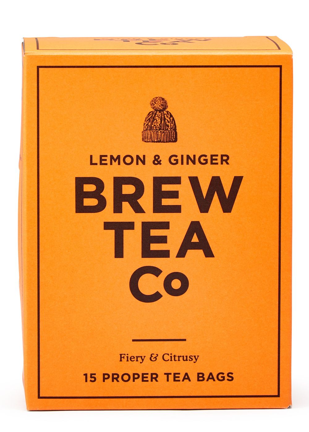 Lemon & Ginger - 15 Proper Tea Bags