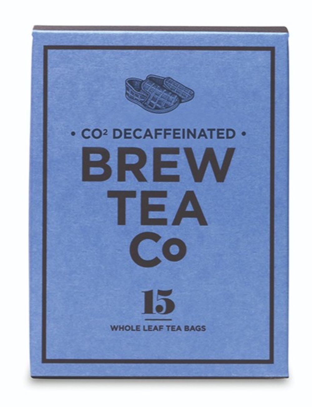 CO2 Decaffeinated Tea - 15 Proper Tea Bags