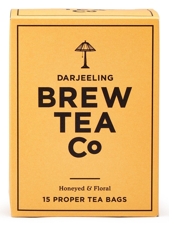 Darjeeling Tea - 15 Proper Tea Bags