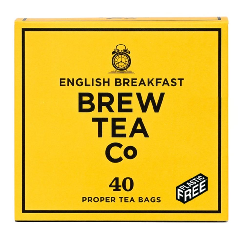 English Breakfast Tea - 40 Proper Tea Bags