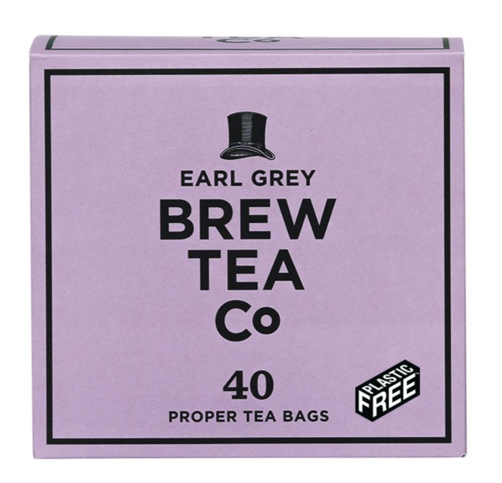 Earl Grey Tea - 40 Proper Tea Bags