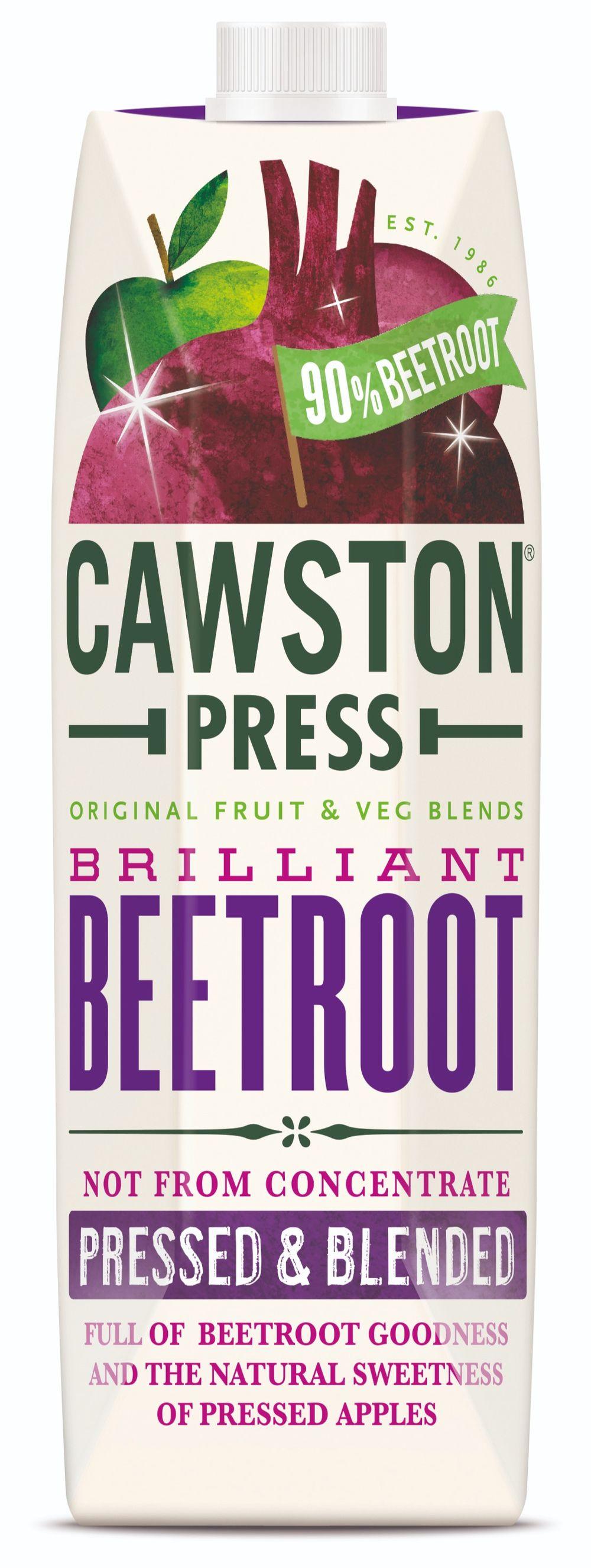 Brilliant Beetroot Juice
