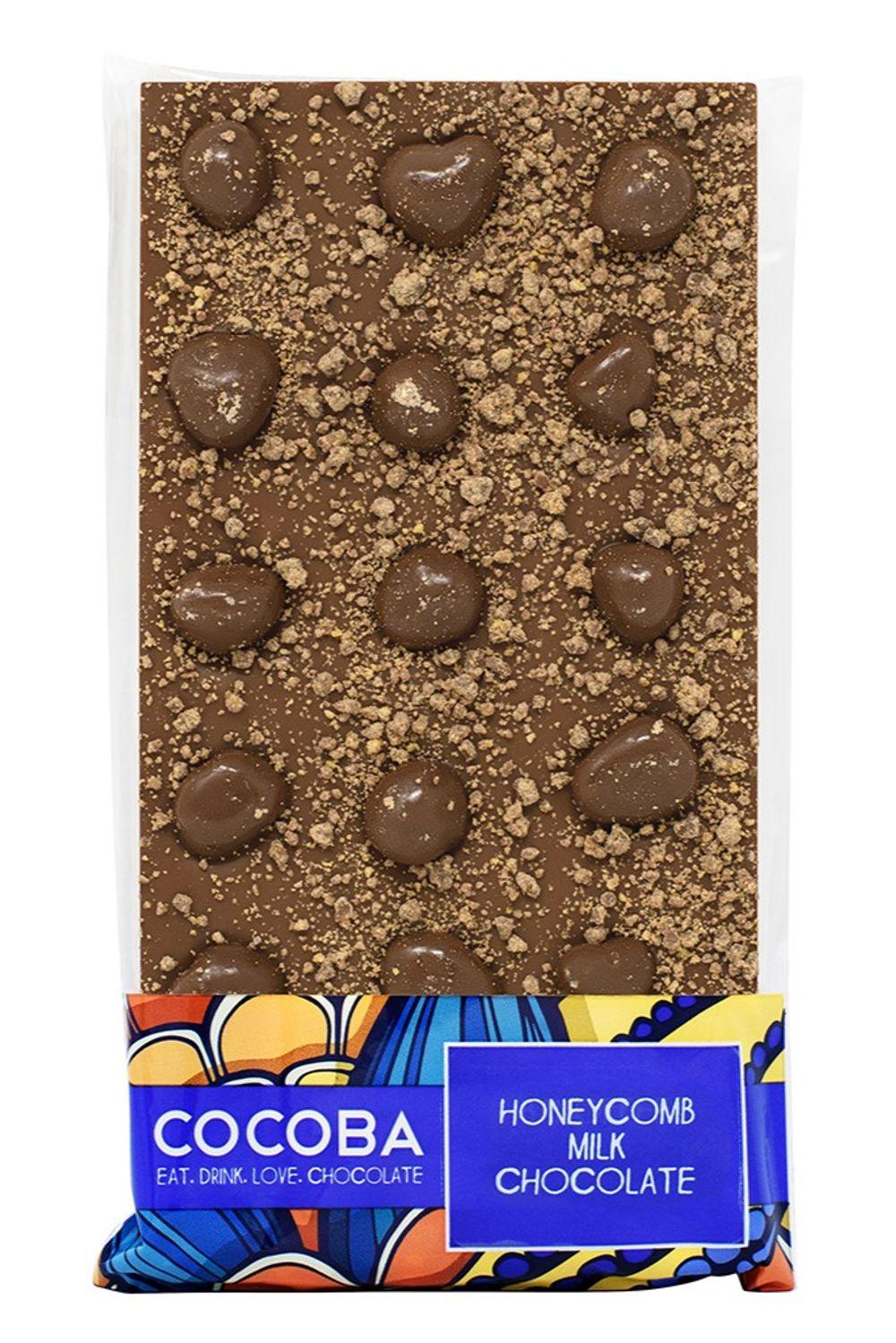 Honeycomb Milk Chocolate Bar