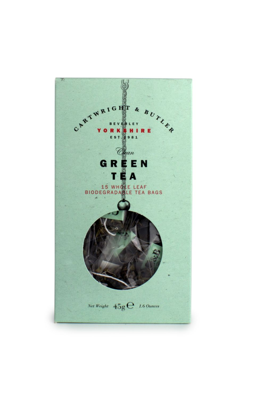 Green Pyramid Bags in Carton