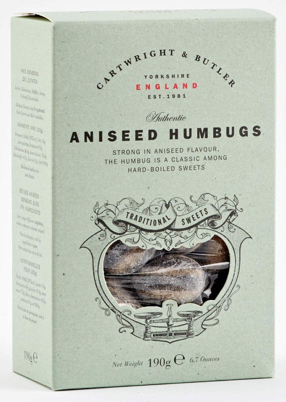 Aniseed Humbugs