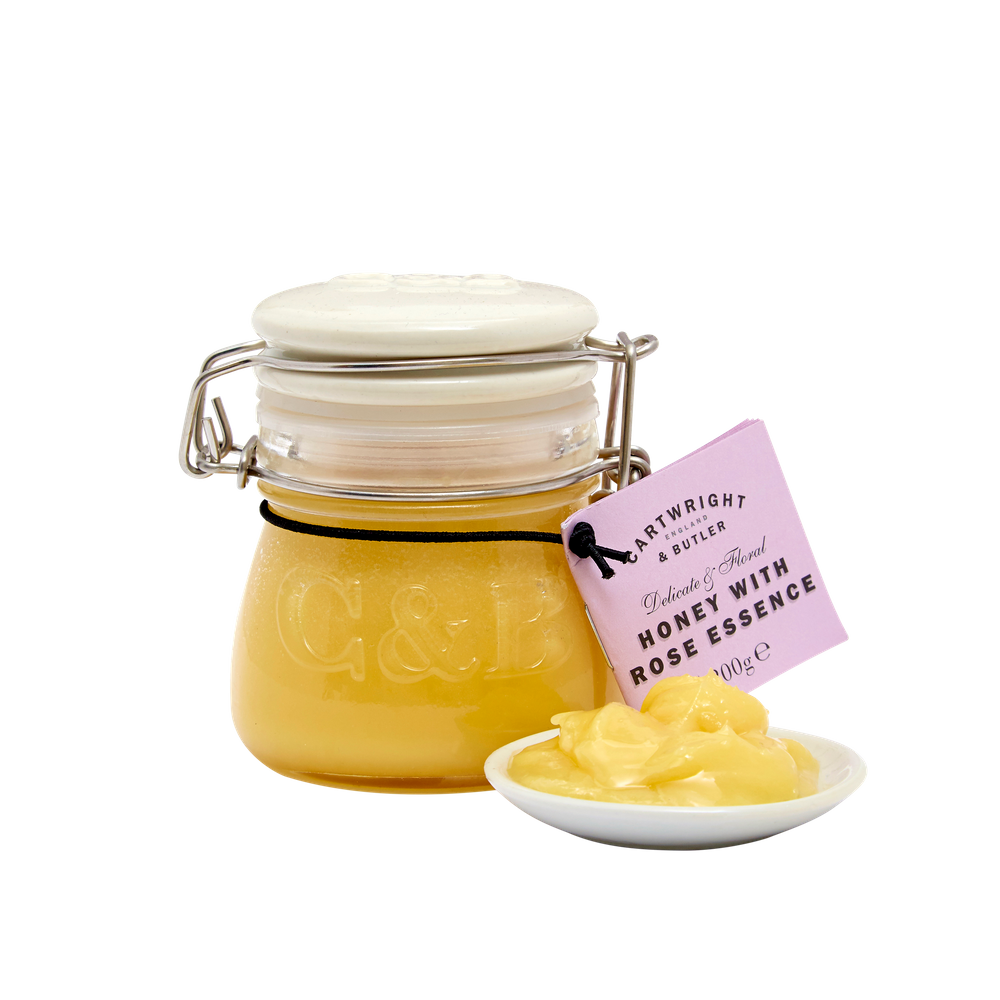 Honey with Rose Essence