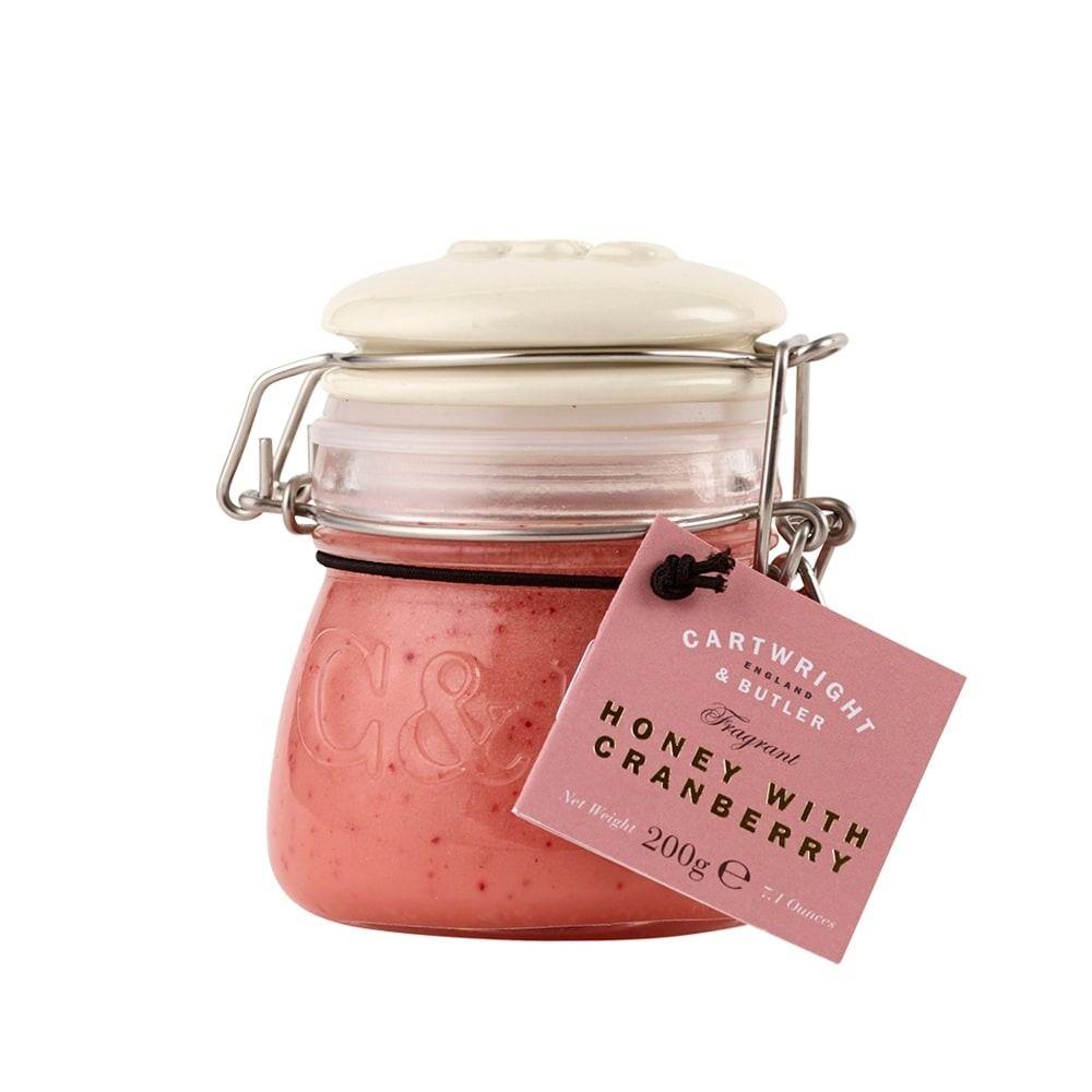 Honey with Cranberry