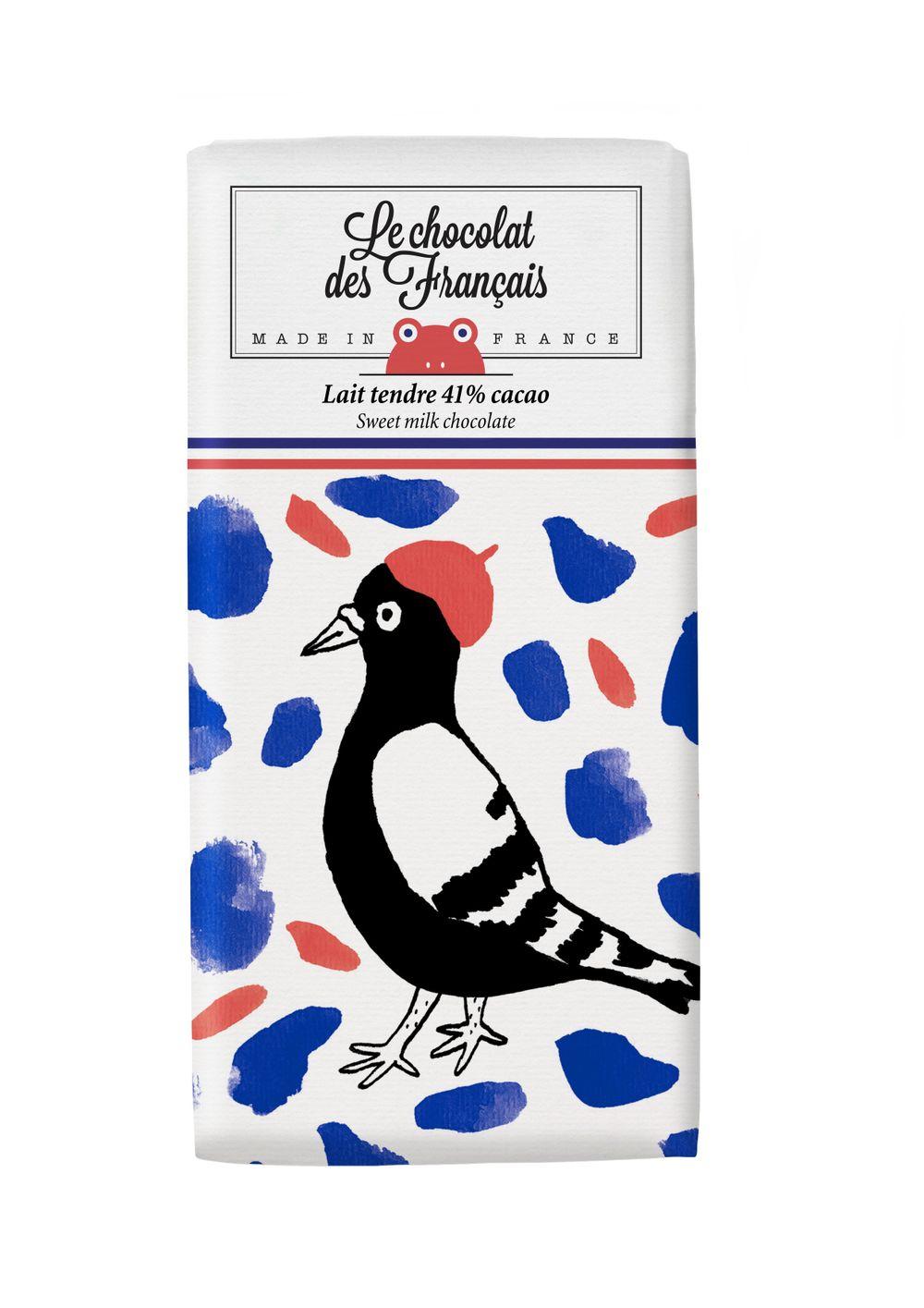 Milk Chocolate - Bird