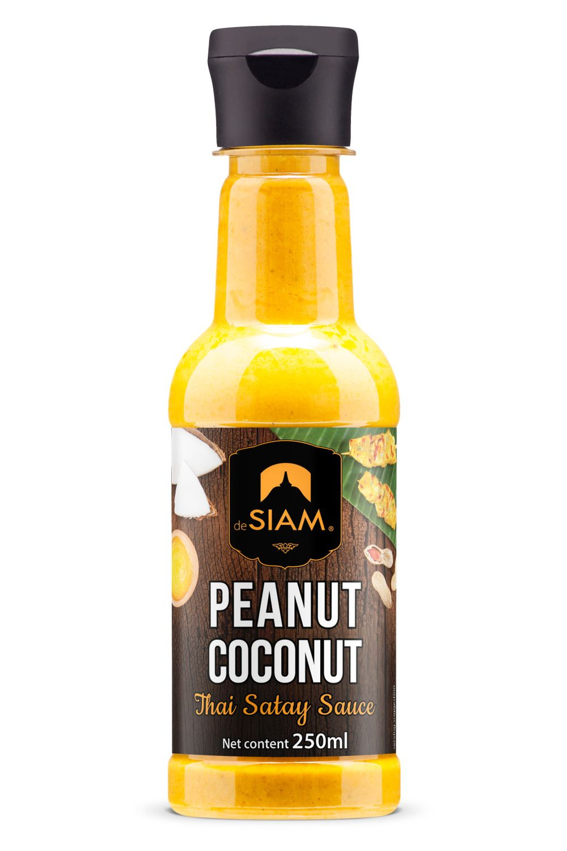 Peanut & Coconut Grilling Sauce