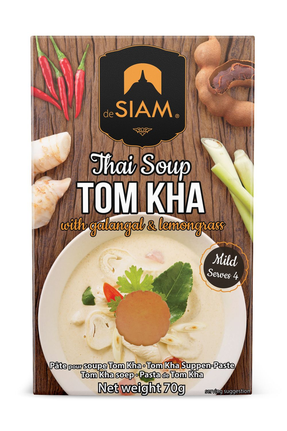 Tom Kha Soup Paste