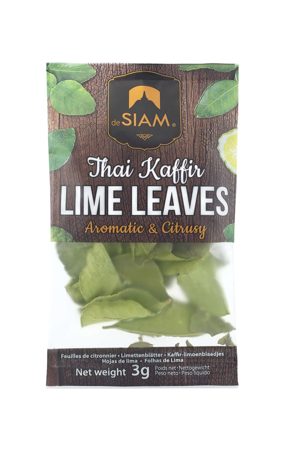 Dried Lime Leaves