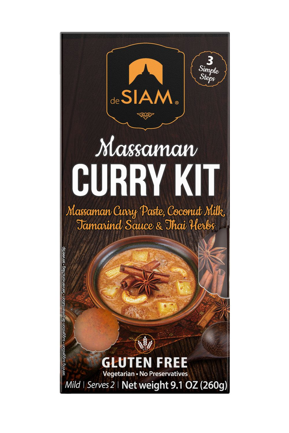 Massaman Curry Meal Kit