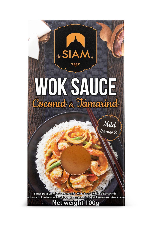 Coconut & Tamarind Wok Sauce