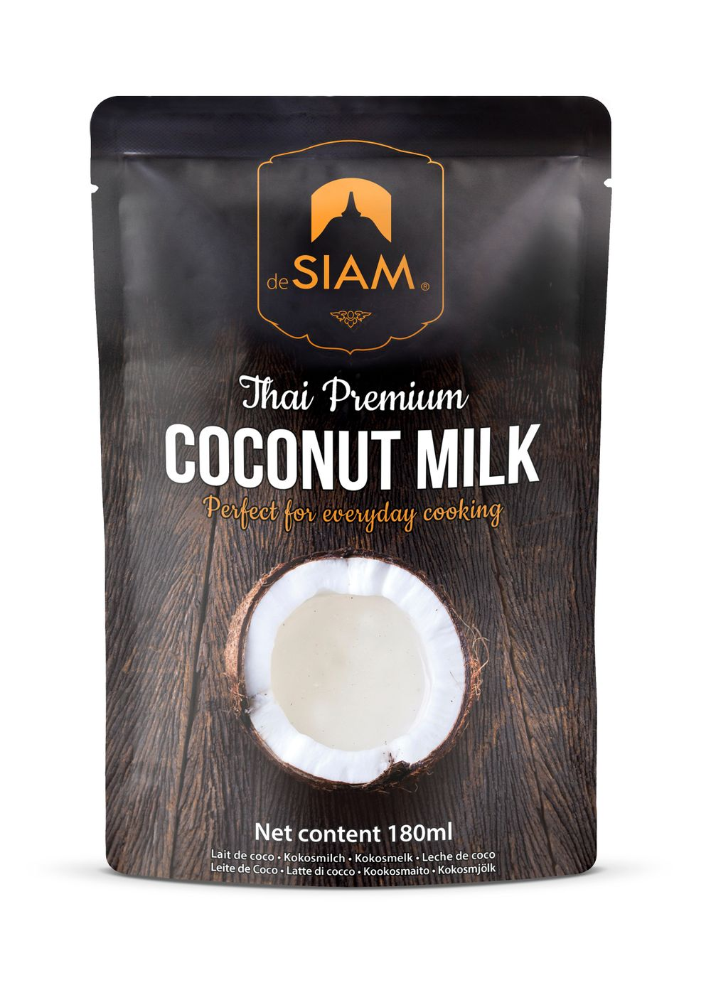 Coconut Milk Pouch