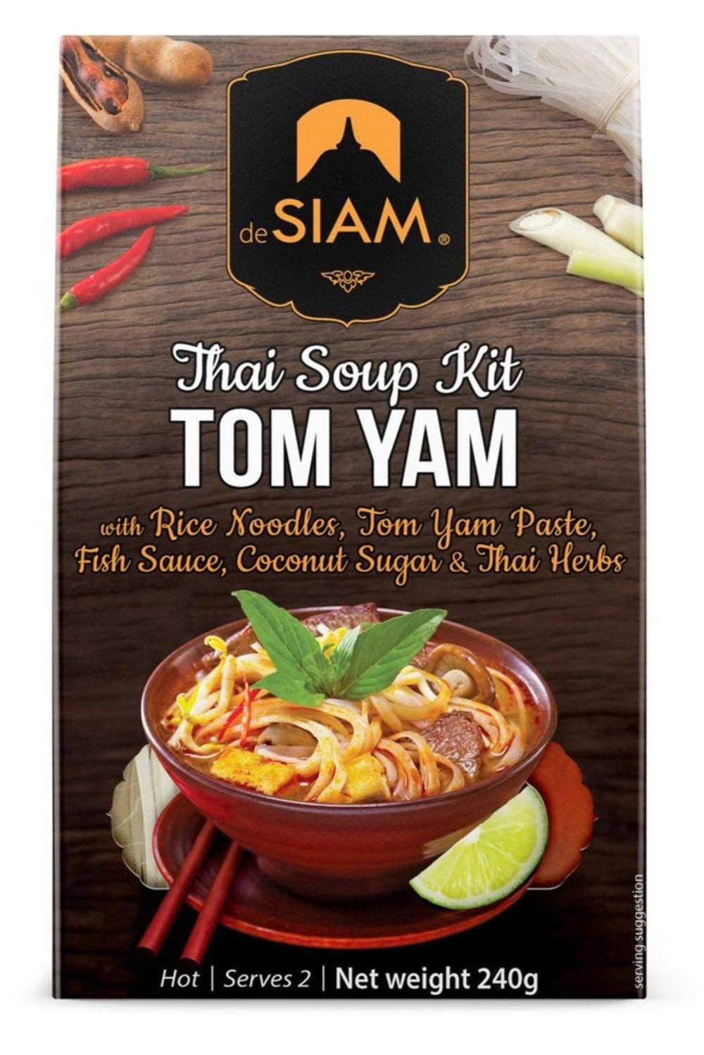 Tom Yam Soup Kit