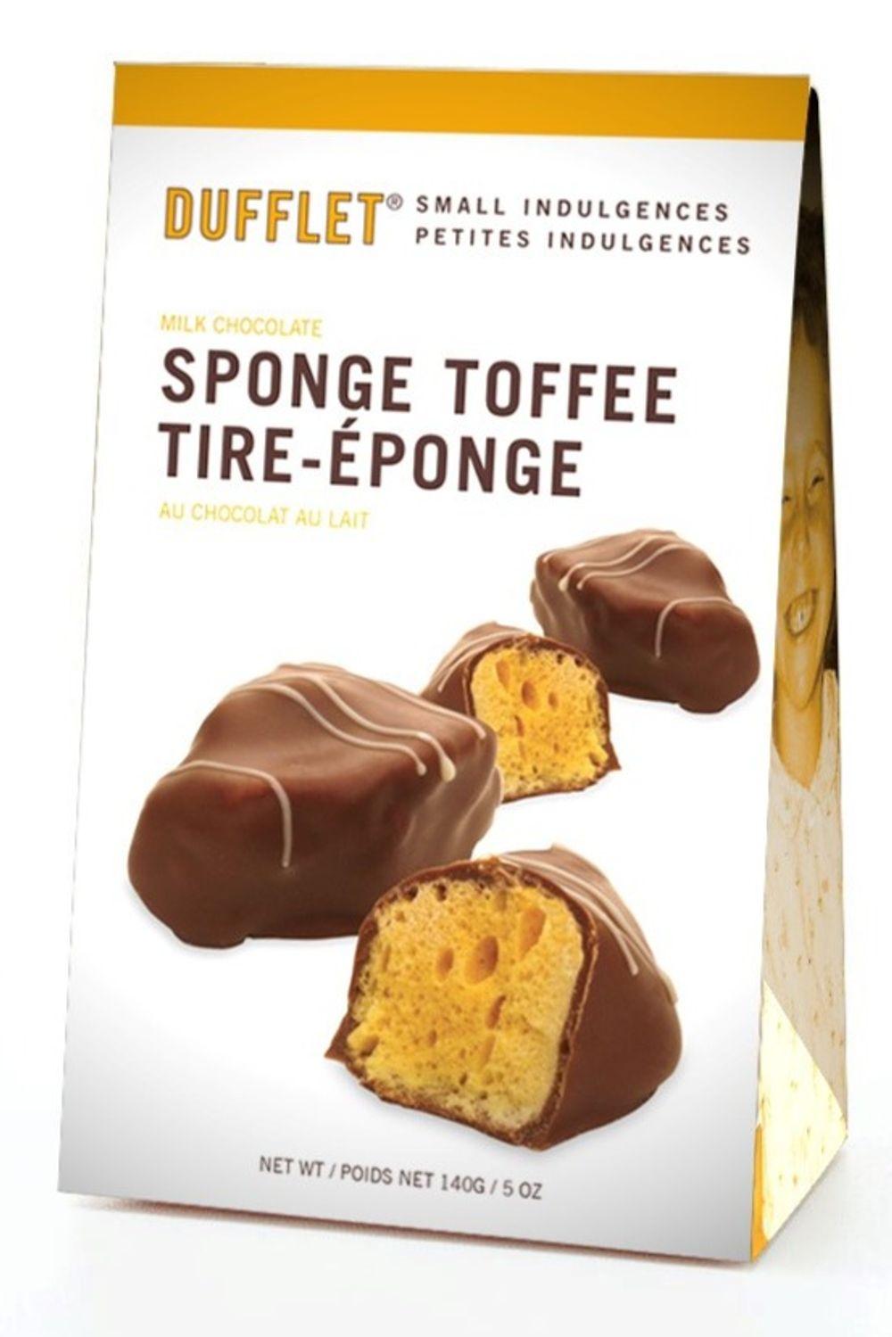 Milk Chocolate Sponge Toffee
